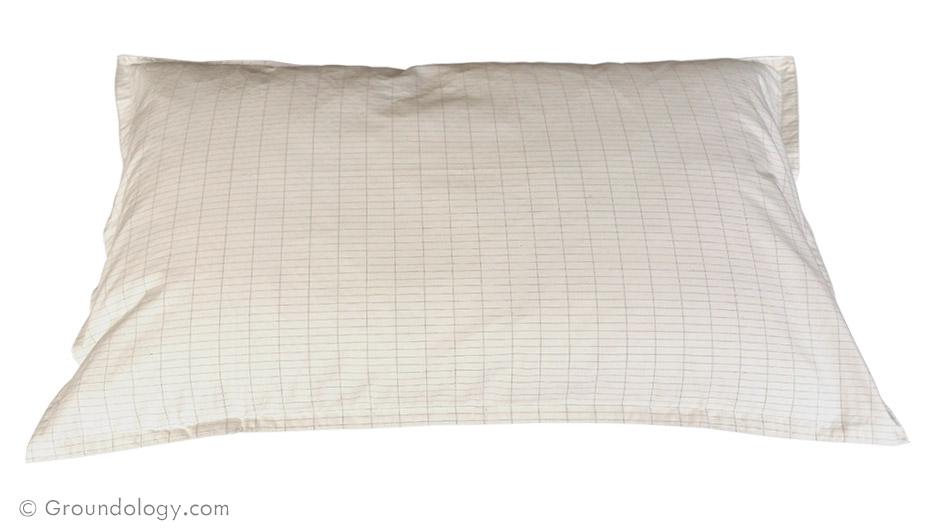 Earthing-Betttücher / Erdungsbettlaken / Erdungslaken