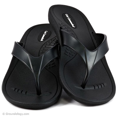 "Damen: Erdungs-Sandalen ""Groundals"""