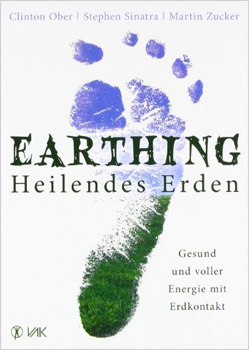 Earthing book by Clint Ober