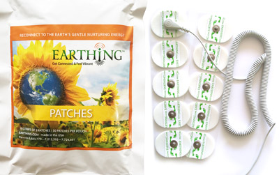 Earthing-Patch-Kit - einzeln